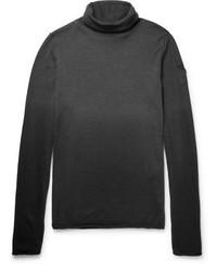 Isabel Benenato Dgrad Virgin Wool Rollneck Sweater