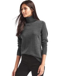 Gap Merino Wool Turtleneck Sweater