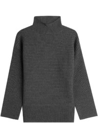 Wool turtleneck pullover medium 850478