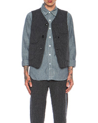 Engineered Garments Upland Wool Vest