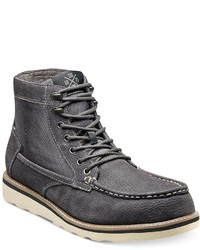 Stacy Adams Maximus Moc Toe Boots Shoes