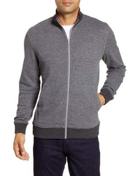 Robert Graham Bronte Regular Fit Merino Wool Track Jacket