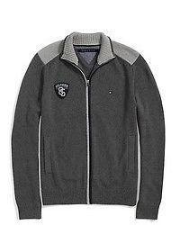 Tommy Hilfiger Full Zip Sweater