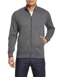 Robert Graham Mulhare Reversible Zip Jacket