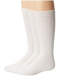 Chaussettes blanches Jefferies Socks