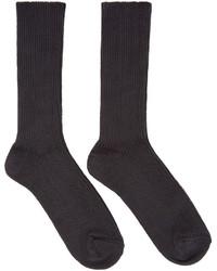Chaussettes noires Etoile Isabel Marant