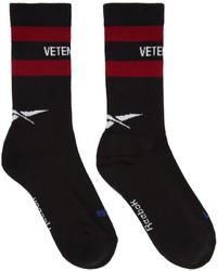 Chaussettes noires Vetements