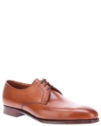 Chaussures derby brunes original 2411079