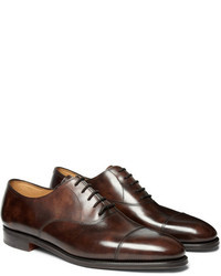 Chaussures habillees brunes foncees original 11345384