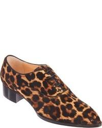 Chaussures richelieu en cuir original 8534831