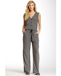 Check Jumpsuit