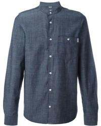 Chemise à manches longues bleue Carhartt