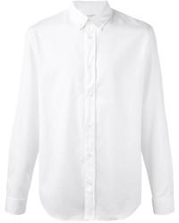 Chemise de ville blanche Maison Margiela