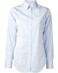 Chemise de ville bleue claire original 2879709