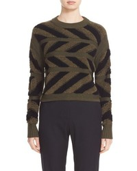 Chevron crew neck sweater original 1332049