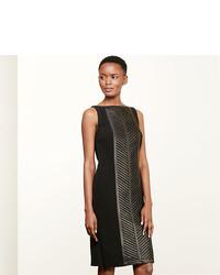Chevron sheath dress original 9826536