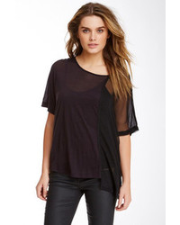Chiffon short sleeve blouse original 7762036