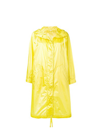 Chubasquero amarillo de Aspesi