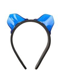 Cinta para la cabeza azul