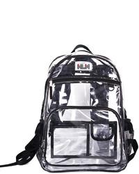 ChicNova Clear Pvc Backpack