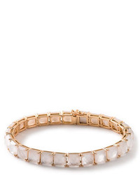 Ippolita 18k Rocky Candy Tennis Bracelet In Mother Of Pearl