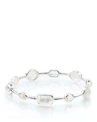 Ippolita 925 Rock Candy Medium Mixed Shape Bangle In Flirt