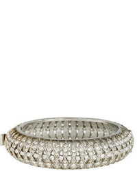 Kenneth Jay Lane Crystal Bangle