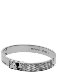 Michael Kors Michl Kors Heritage Pav Crystal Bangle