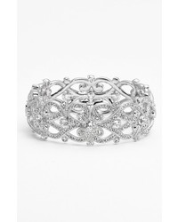 Nadri Celtic Knot Crystal Bangle