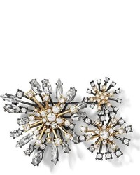 Banana Republic Starburst Cluster Brooch