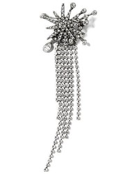 Banana Republic Starburst Fringe Brooch