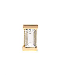 Maria Tash 18 Karat Gold Diamond Earring