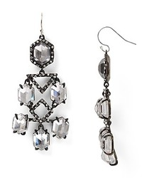 Alexis Bittar Crystal And Pave Chandelier Earrings