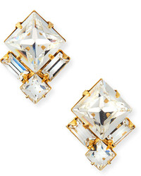 Auden Ava Crystal Stud Earrings