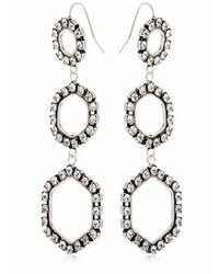 Isabel Marant Here It Is Crystal Earrings