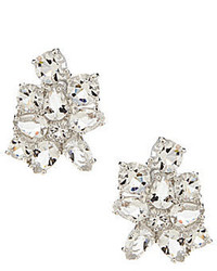 Kate Spade New York Boathouse Crystal Cluster Stud Earrings