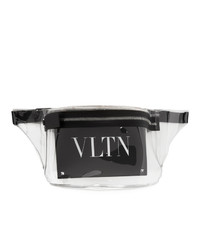 Valentino Transparent Garavani Pvc Vltn Galaxy Belt Bag