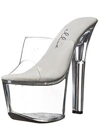 Ellie Shoes 711 Vanity Platform Sandal