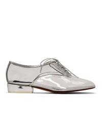 Marc Jacobs Transparent Clear Heel Oxfords