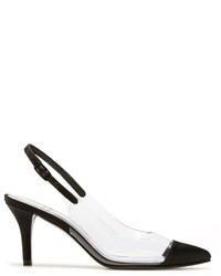 Stuart Weitzman The Vinylsling Pump