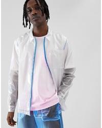 Clear Long Sleeve Shirt