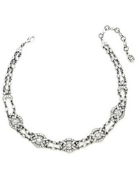 Deco crystal choker medium 6458273