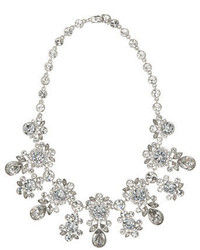 Givenchy Drama Swarovski Crystal Collar Necklace