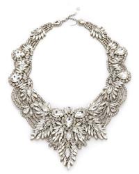 Jenny Packham Gazelle Crystal Necklace