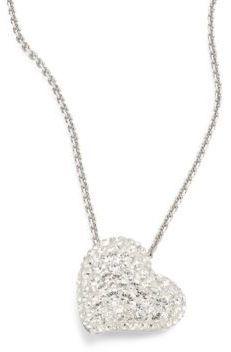 ac1288f3b Swarovski Alana Crystal Heart Pendant Necklace, $149 | Off 5th ...