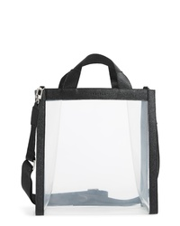 Truffle Clarity Clear Tote