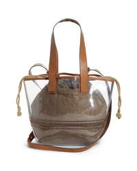Brunello Cucinelli Drawstring Shopper Bag