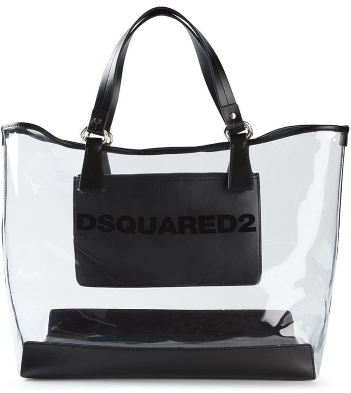 Dsquared2 Logo Tote | Where to buy & how to wear