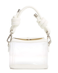 Knotty Plastic Takeout Clear Bag