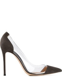 Gianvito rossi plexi pumps medium 227742